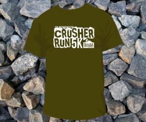 crusher run 5k shirt