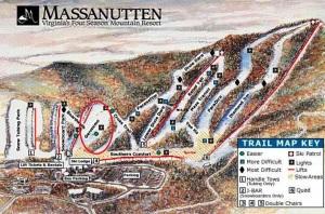 massanutten slopes - geronimo