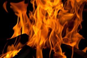 burning-fire Petr Kratochvil