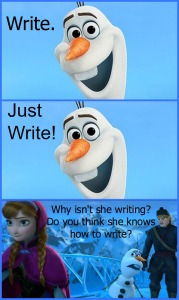 olaf-just-write